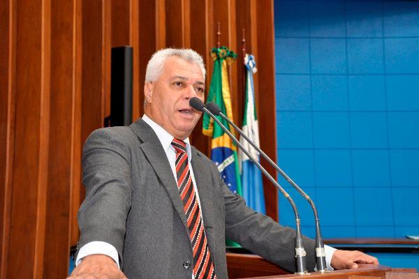 Imagem: Parlamentar pediu esforços para combater crimes em MS