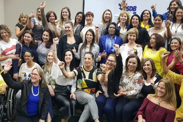 Imagem: Evento capacita mulheres tucanas em São Paulo